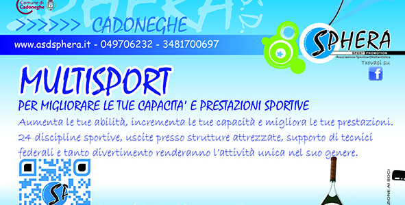 multisport cadoneghe